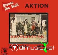 Aktion - Groove The Funk - 1975