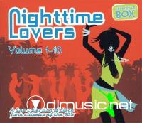 VA - Nighttime Lovers (Collectors Box) (2009)