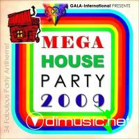 VA - Mega House Party 2009 [2CD]