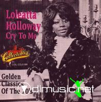 Loleatta Holloway - Cry To Me Golden Classics Of The 70's (1994)