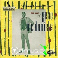 gene Mcdaniels the very best of.1975