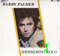 Barry Palmer- Shimmering Gold  - Single  12'' - 1987