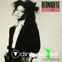 Bernadette - Midnight Lover - Single 12'' - 1985