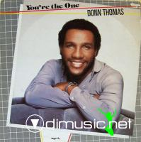 Donn Thomas - You're The One (1981)