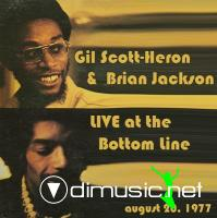 "Gil Scott-Heron ""Live at the Bottom Line"" (1977)"