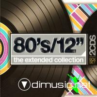 Various - 80'S-12-The Extended Collection