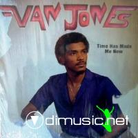 Van Jones - Time Has Made Me New (1980)