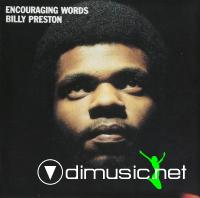 Billy Preston - Encouraging Words 1970