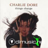 Charlie Dore - Things Change (Grapevine, BICD 1), 1995