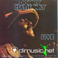 Donny Hathaway - Live (1972)