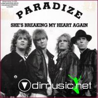 "Paradize - Sheґs Breaking My Heart Again ""EP"" 1990 (AOR) Suecia"