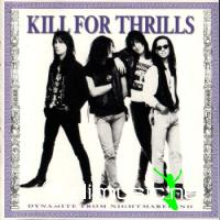 Kill For Thrills - Dynamite From Nightmareland 1990