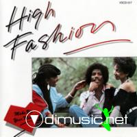 High Fashion – Make Up Your Mind! (1983) (Japan CD Edition)
