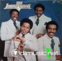 The Impressions - It's About Time 1976