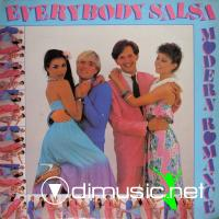 Modern Romance - Everybody Salsa - Single 12'' - 1981