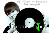 DJ Mexx - Exclusive live mix juli (2009)