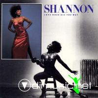 Shannon - Love Goes All The Way - 1986