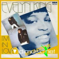 Evelyn King - I'm In Love - 1981 / CD 1999