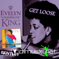 Evelyn 'Champagne' King - Get loose - 1982 / CD 1999