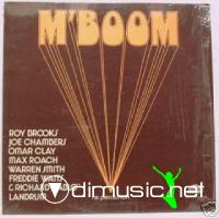 M'Boom Re:Percussion (Strata East 1973)