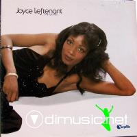 JOYCE LEFTENANT 1978 it's too late !