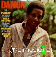 DAMON HARRIS - damon LP 1978