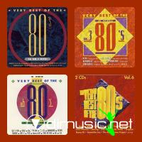 Various - Very Best Of The 80s Vol. 1 - Vol. 7