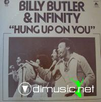 Billy Butler & Infinity - Hung Up On You (Pride 1973)