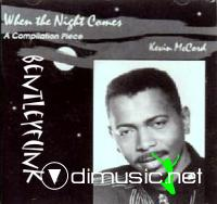 Kevin McCord  -  When The Night Comes - 1992