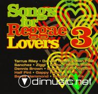 Cover Album of VA - Songs For Reggae Lovers 3 (2010)