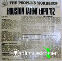 HOUSTON TALENT EXPO - the people's workshop    1982