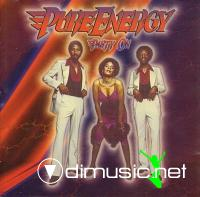Pure Energy - Party On  1982 CD