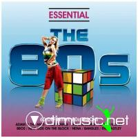 Various - Essential 80s - Classic Eighties Pop And Rock Hits