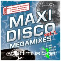 Various - Maxi Disco Megamixes Vol. 1[2010]