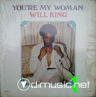 Will King - You're My Woman (Vinyl, LP)
