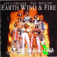 EARTH WIND & FIRE - Let's Groove The Best Of Earth, Wind & Fire (1996)