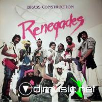 BRASS CONSTRUCTION - Renegades - 1984 / CD
