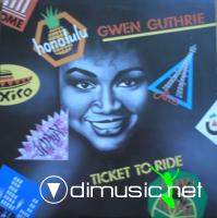Gwen Guthrie - Ticket To Ride (Vinyl, LP)