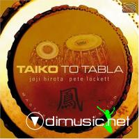 Joji Hirota & Pete Lockett - Taiko to Tabla - 2004