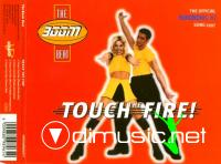 The Boom Beat - Touch the Fire  - Maxi - 1997