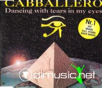 Cabballero - Dancing With Tears In My Eyes - Maxi - 1995