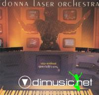 Donna Laser Orchestra - Vega Synthauri - Single 12'' - 1984