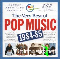 Various - The Very Best Of Pop Music (1984-85)