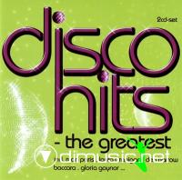 Various -- Disco Hits - The Greatest