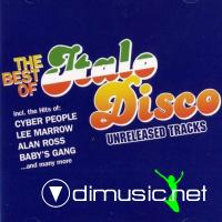 Various - The Best Of Italo Disco - Unreleased Tracks