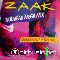 Zaak - Mouvement Perpйtuel (Mega Mix) - Single 12'' - 1987