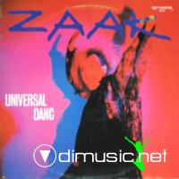 Zaak - Universal Dance - Single 12'' - 1987