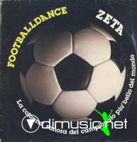 Zeta - Football Dance - Single 12'' - 1985