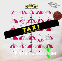 Yellow Cab  - Taxi (I'm Sta.a.anding In The Rain) - Single 12'' - 1985