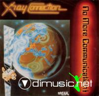 X-Ray Connection - No More Communication!  - Single 12'' - 1984